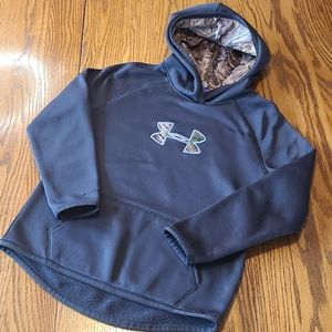 Under Armour hoodie  - gray